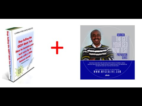 GED 2015 - Free Offer from GED Teacher Damon Tinnon - YouTube