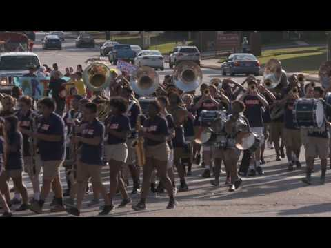 Cedar Shoals High School Homecoming Parade 2016