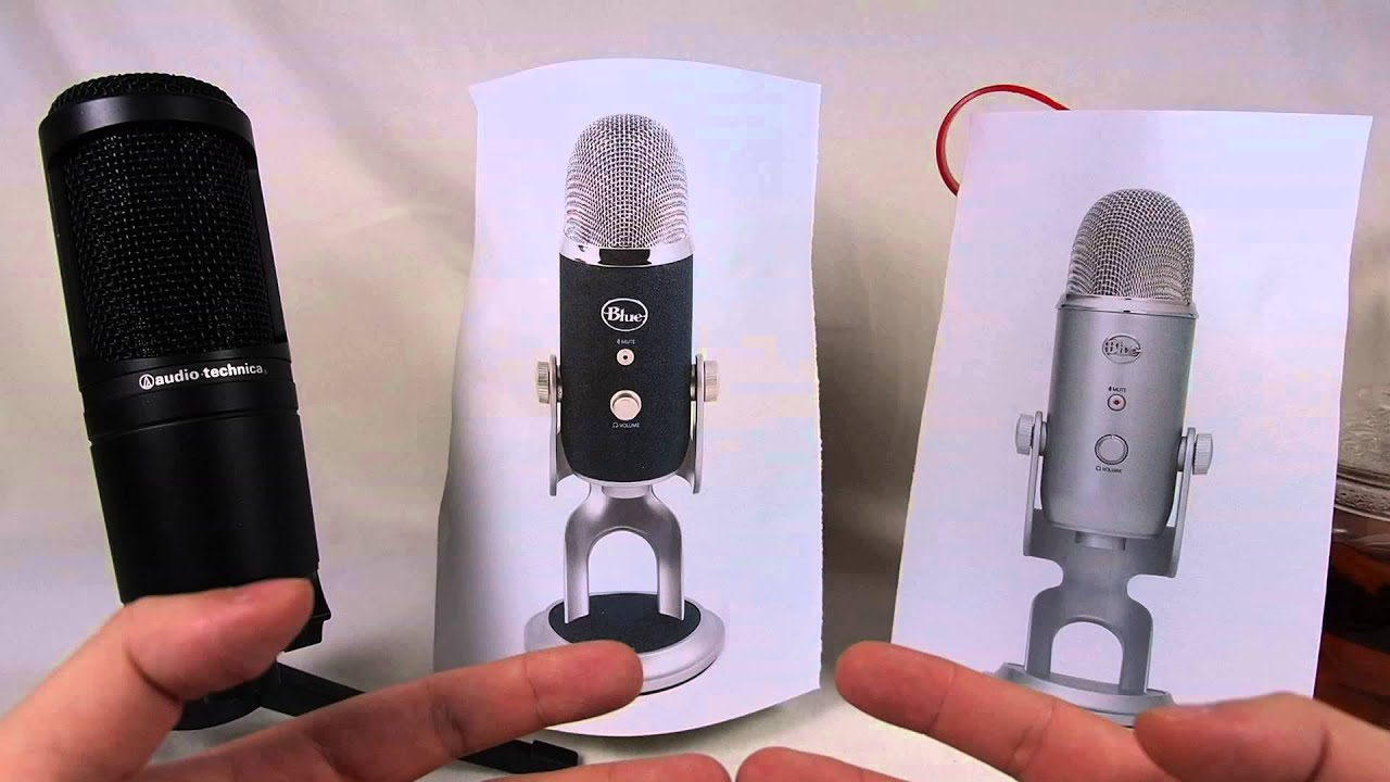 USB vs XLR Microphones - Difference, & Which to Choose ...