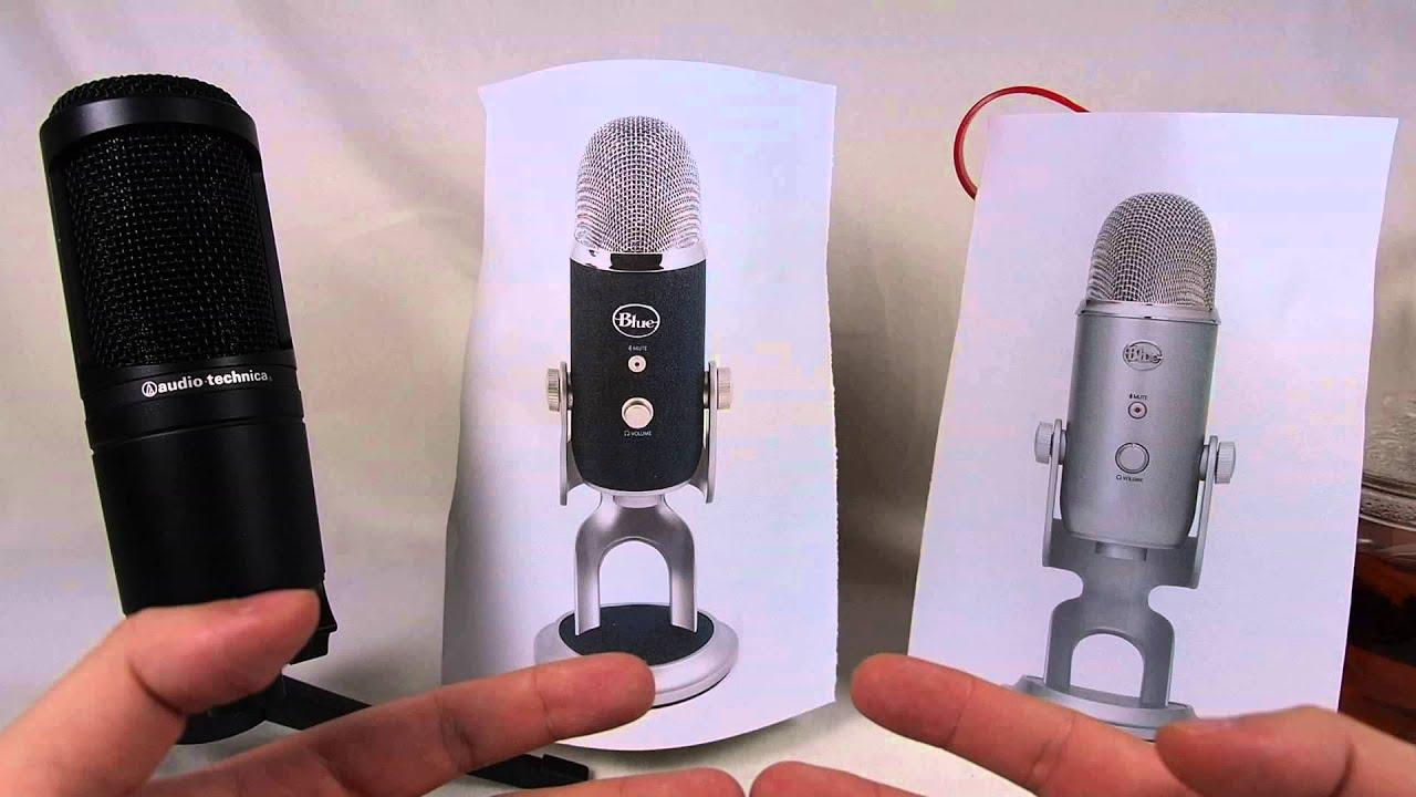 usb  xlr microphones difference   choose   blue yeti  blue yeti pro