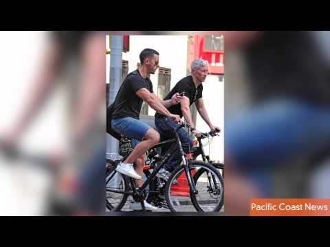Anderson Cooper's Boyfriend Ben Maisani Caught Kissing Someone Else