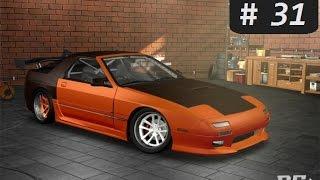 Игра Drift Spotrs.  Обзор авто Mazda RX-7 FC.