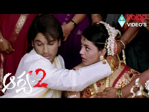Arya 2 Telugu Movie Parts 9/14 - Allu...
