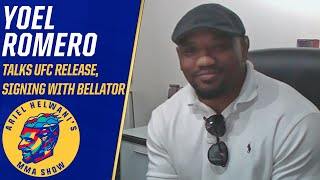 Yoel Romero calls UFC release 'unexpected', talks signing with Bellator | Ariel Helwani's MMA Show