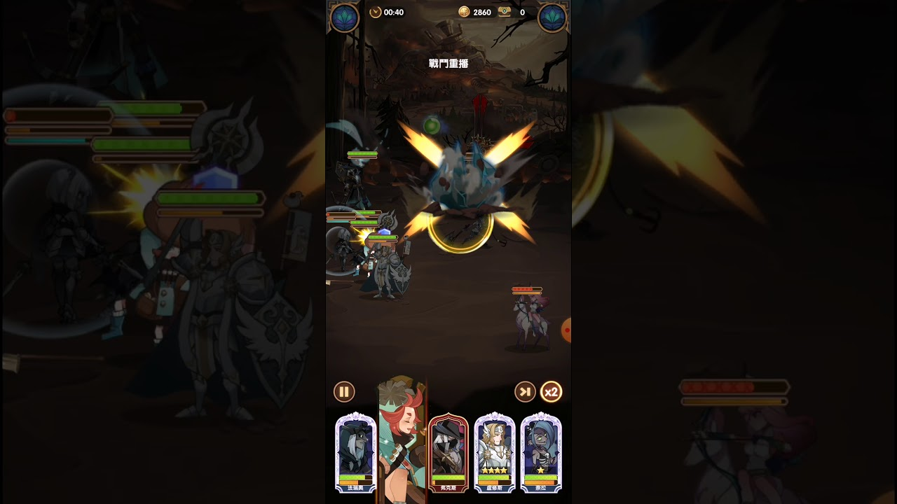 AFK Arena Stage 3-30 - YouTube