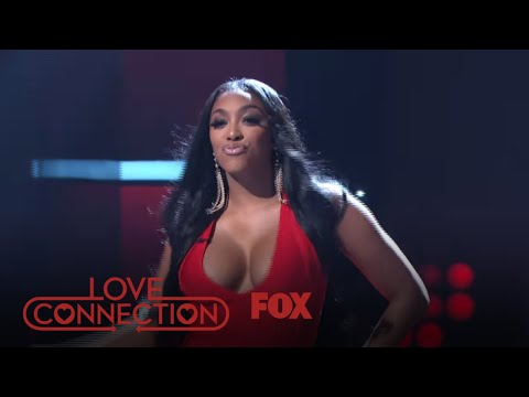 Andy Introduces The One And Only Porsha Williams | Season 2 Ep. 4 | LOVE CONNECTION