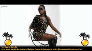terri lyons carry on 2012 crop overisland mas riddim prod by peter coppin monstapiece
