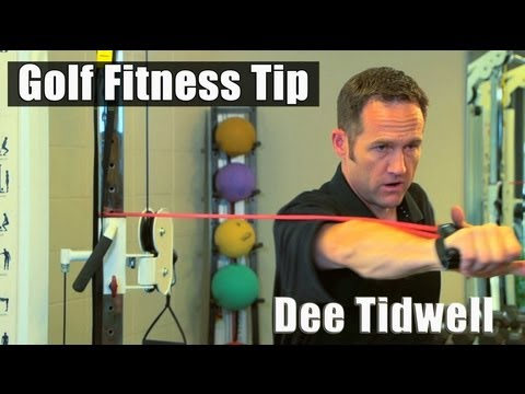 Build Stability Golf Fitness Tip