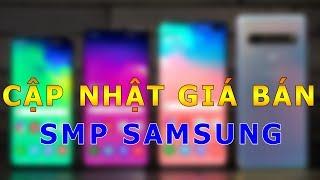 Cập nhật giá bán điện thoại Samsung tháng 4: Toàn máy HOT giảm giá