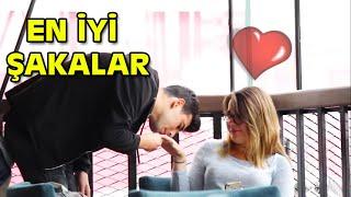 TÜRKİYE'DE YAPILAN EN İYİ ŞAKALAR VE SOSYAL DENEYLER #3