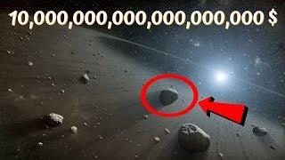 আপনার কানকে বিশ্বাস করতে পারবেন তো ??? এমন একটি Asteroid যার মূল্য ১০,০০০ Quadrillion ডলার