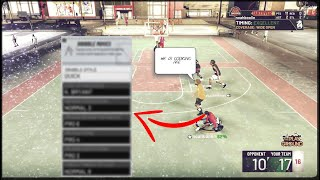 These Dribble Moves Turned Me Into A God Best Sizeup for Overall Dribbling an  Control in NBA2K20!