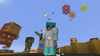 SOY HULK EN MINECRAFT - SKYWARS - UNIVERSOCRAFT
