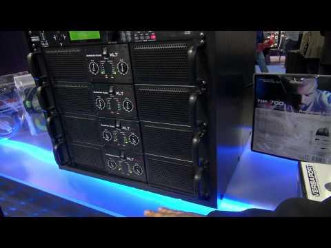 NEW American Audio XLT Power Amplifiers