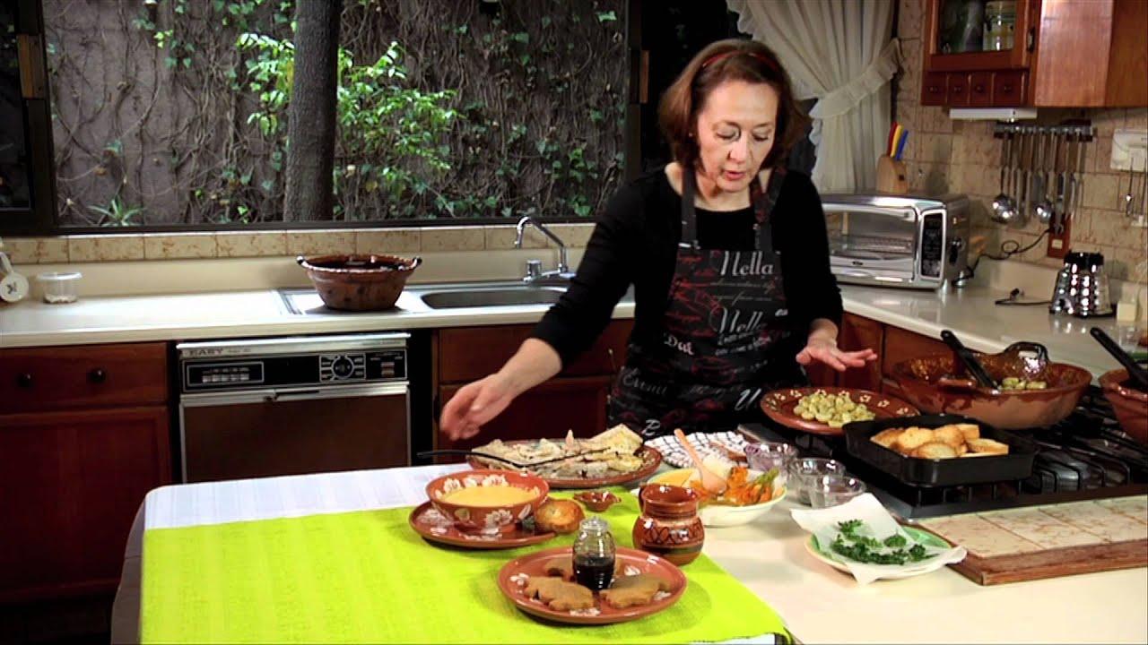 La chef isabel villa en tu cocina por once tv youtube - Television en la cocina ...