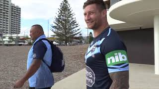 Behind the scenes documentary   NSW Blues 2019 State of Origin