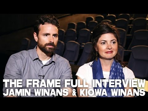 THE FRAME - Full Interview with Jamin Winans & Kiowa Winans