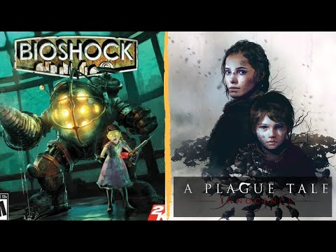 BioShock Remastered Y A Plague Tale: Innocence - Gameplay En Español