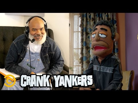 Making a Prank Call with David Alan Grier - Crank Yankers