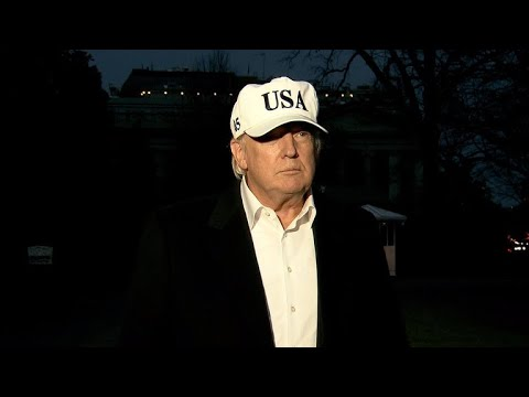 Trump says he's not planning on firing Mueller