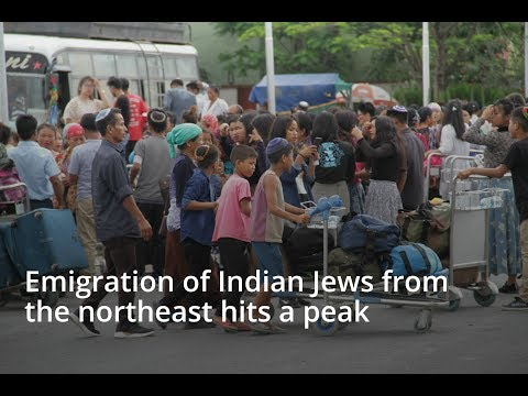 Emigration Of Jews From India's NorthEast Hits New High