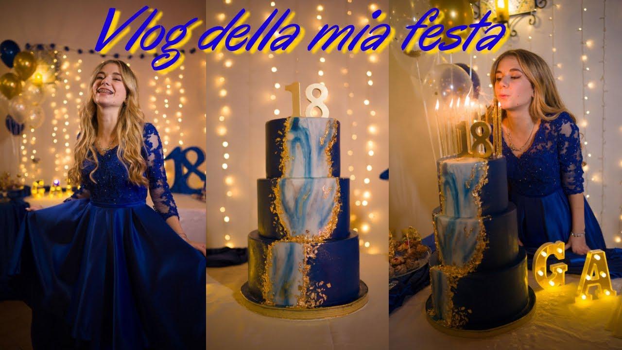 Download VLOG DELLA MIA FESTA DI COMPLEANNO✨😍!! DICIOTTESIMO! Vi porto con me!❤️🔥