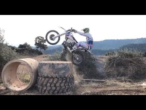Hard Enduro Amazing Techniques - Pol Tarres 2019