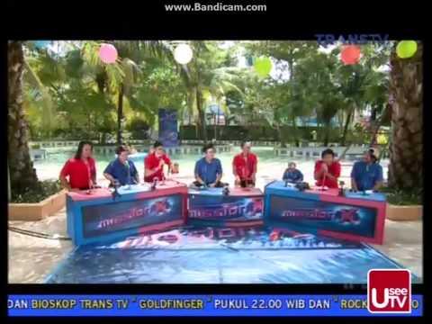 Mission X Trans TV - Polisi Numpang Tanya @Ciputra Waterpark Surabaya