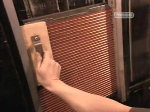 двухрядные радиаторы для автомобилей