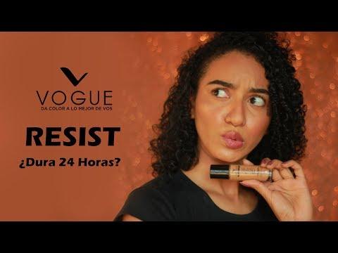 Primeras impresiones Base Resist Vogue