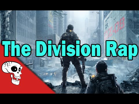 "THE DIVISION RAP SONG by JT Machinima and Rockit Gaming – ""Protect the World"""