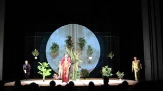 Paradies oder nach Eden (excerpt 1 /dress rehearsal)