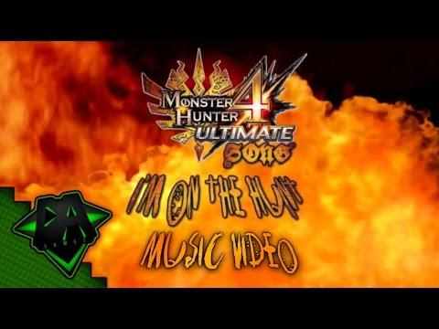 Monster Hunter 4 Music Video (I'm On The Hunt - DA Games) |