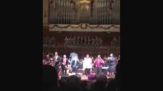 Edwin Hawkins Last Performance - Dec 12, 2017