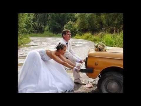 İlginç bir şekilde düğün için komik yarışmalar