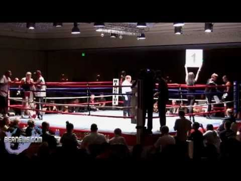 "Teresa Perozzi vs Tori ""Sho Nuff"" Nelson Entrance & Round 1, Oct 13 2012"