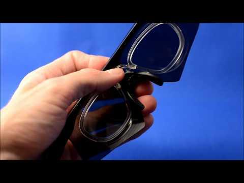 Диоптрическая вставка для защитных очков Wiley-X