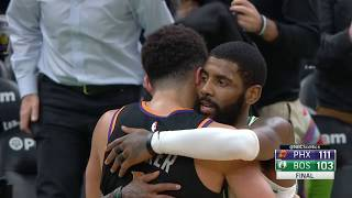 Phoenix Suns vs Boston Celtics | December 19, 2018