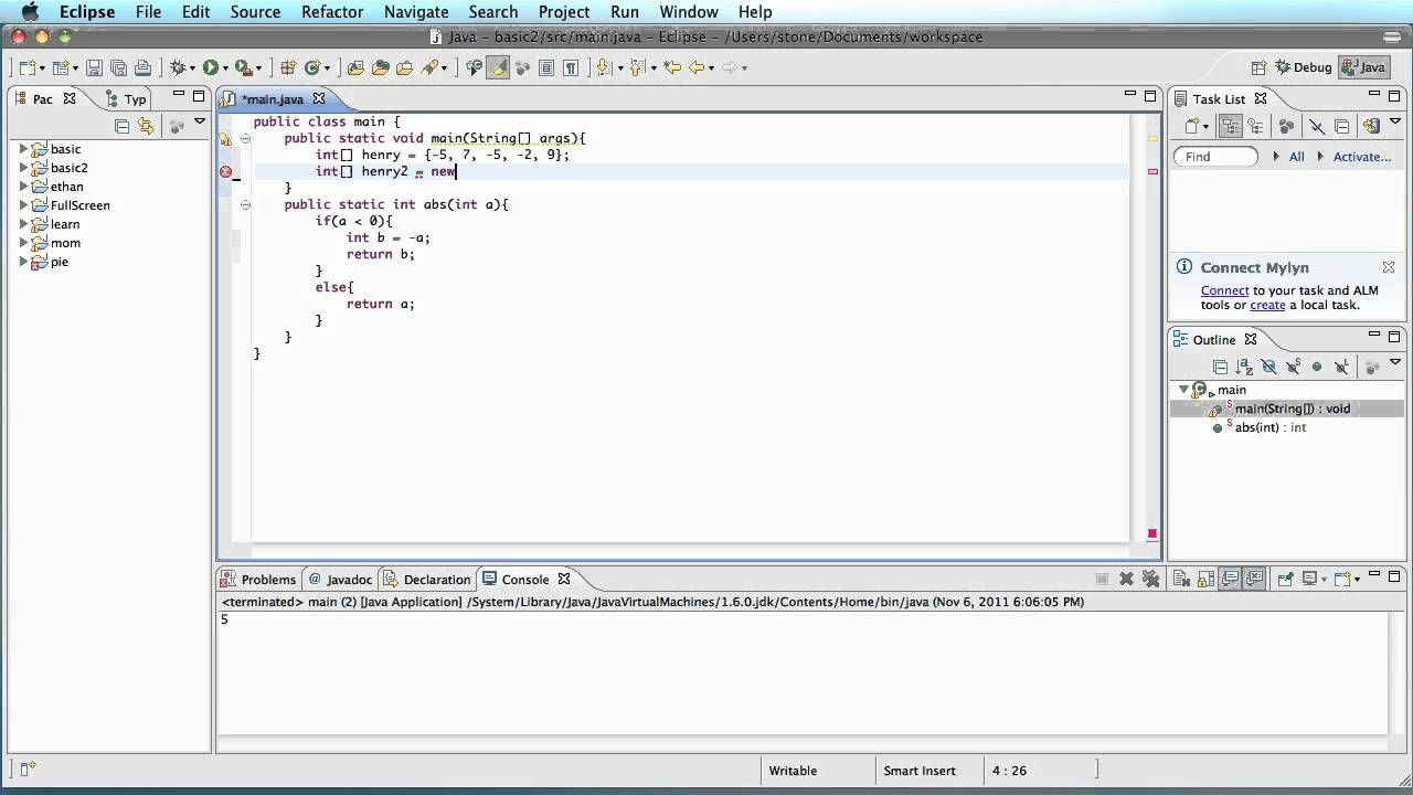 java how to use a method in another class