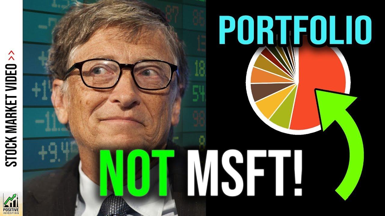 Bill Gates Portfolio 2019 Full Stock Analysis 💸 Youtube