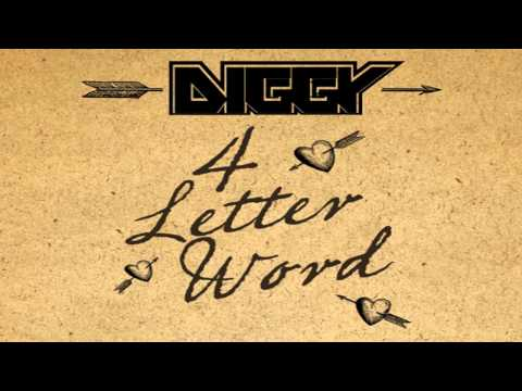 Diggy - 4 Letter Word (Instrumental)