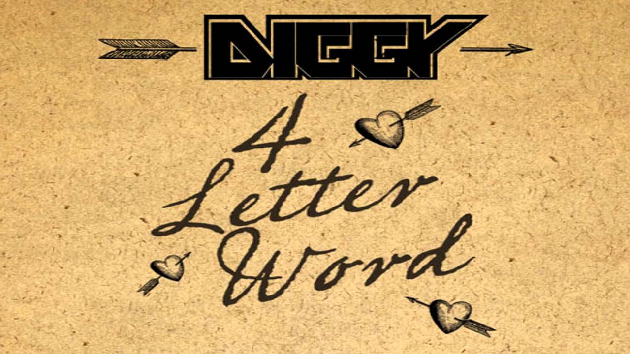 Diggy   4 Letter Word (Instrumental)   YouTube