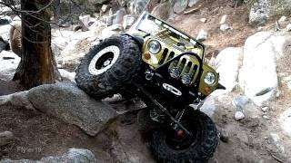 Extreme Jeep Wrangler (jk) Unlimted 4x4 Climb- Carnage Canyon (hd)