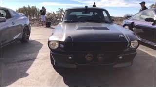 Matte Black Ford Eleanor GT500 1968 ( Overview) |Must Watch|