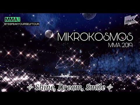 MIKROKOSMOS - BTS AT MMA 2019 {English Subtitles}