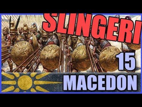Total War: Rome 2 | Macedon 15 | Croatian