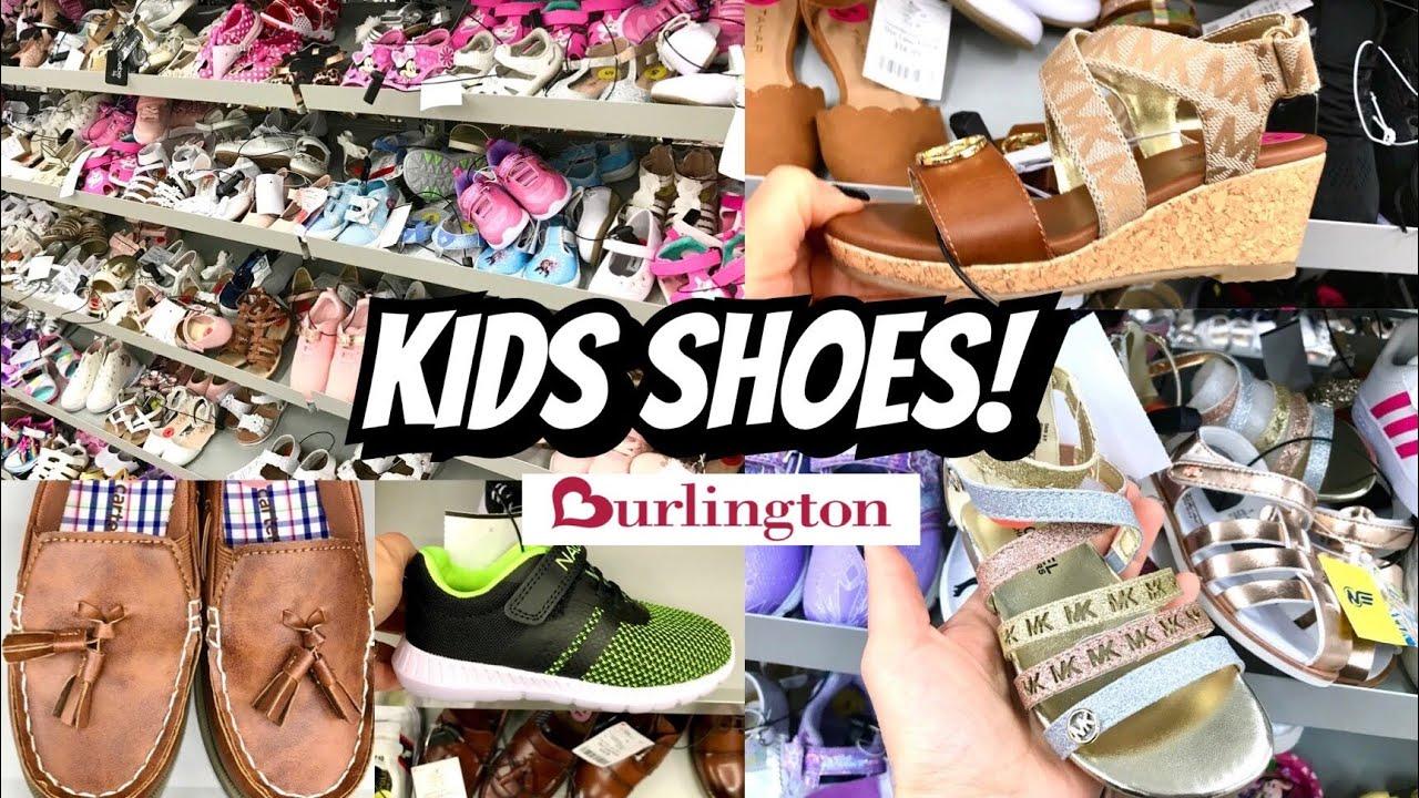 Burlington SHOP WITH ME Kids SHOES