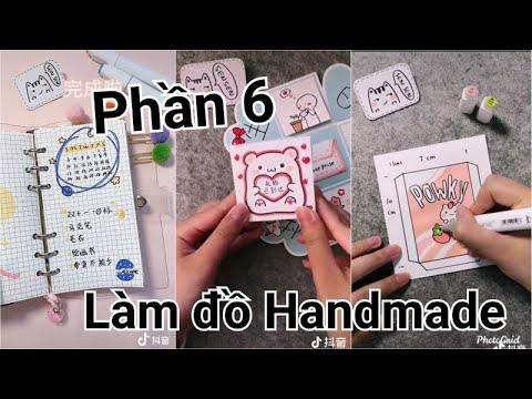 【抖音】TikTok Trung Quốc ❤️ Tự Tay Làm Đồ Handmade Siêu Dễ Thương Phần 6 #88 | TikTok Official9x