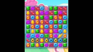 Candy Crush Jelly Level 5-New board layout
