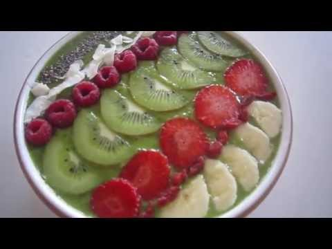 Raw Vegan Food Diary